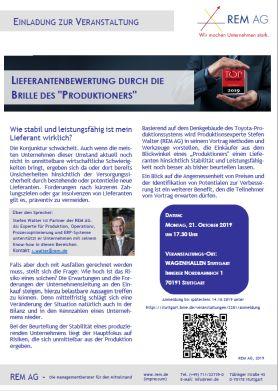 BME-Veranstaltung_REM AG_21.10.2019